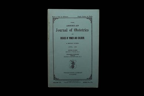 The American Journal of Obstetrics & Diseases of Women / Children