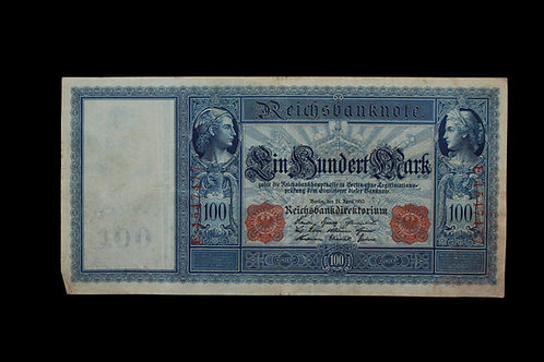 WW2 German Imperial Currency