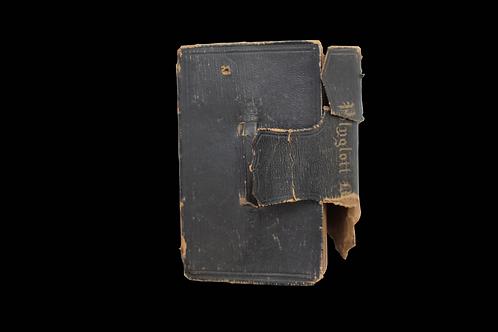 1861 Civil War Dated Bible