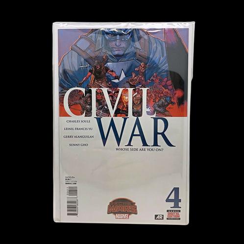Civil War - #4