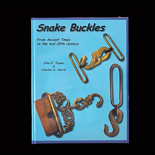 Snake Buckles From Ancient Times to the Mid-20th Century