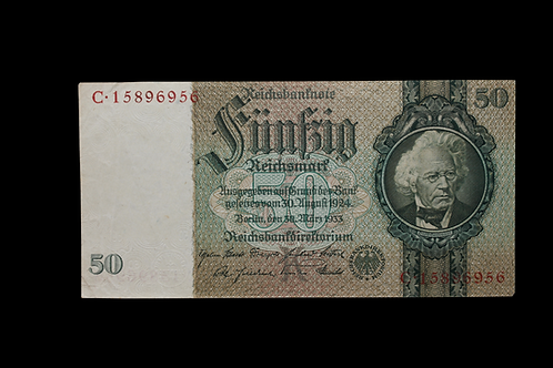 WW2 German Currency