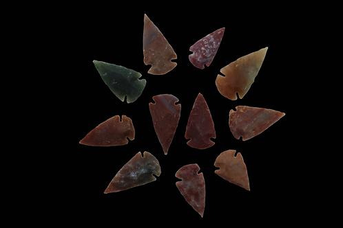 Small Reproduction Arrowheads