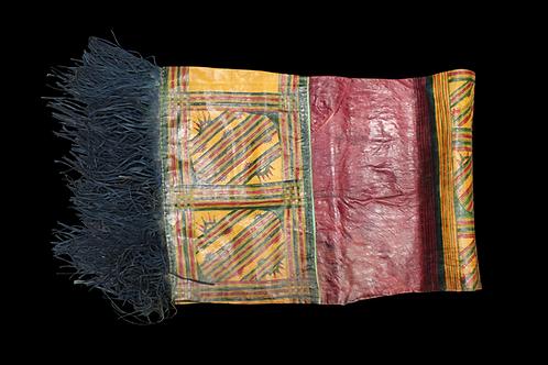 African Tuareg Eather Garment