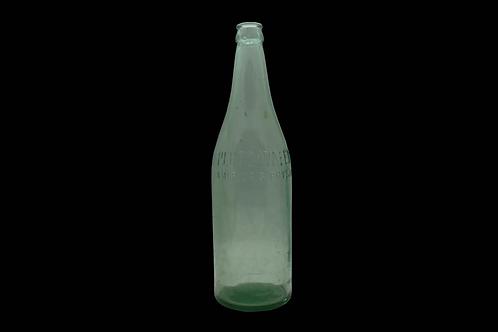 Glass Pluto Water Bottle