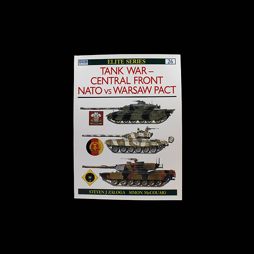 Tank War Central Front Nato vs Warsaw Pact