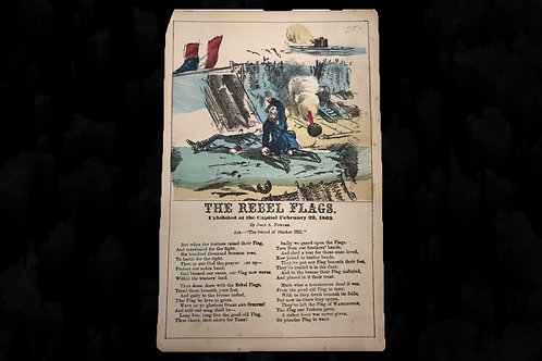 Rebel Flag Songsheet