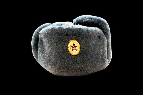 Soviet Army Winter Hat
