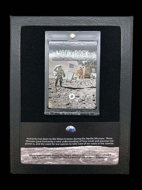 Moon Rock - Authentic Piece of a Lunar Meteorite