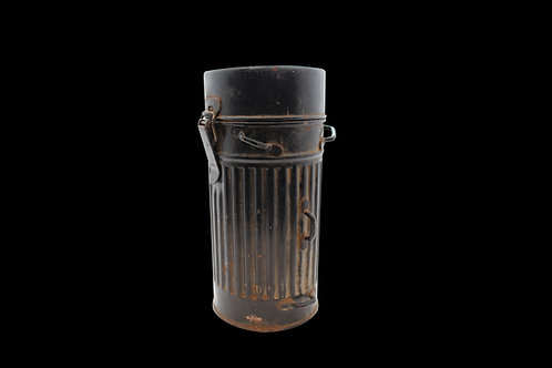 German Army Gas Mask Canister Dated 1935