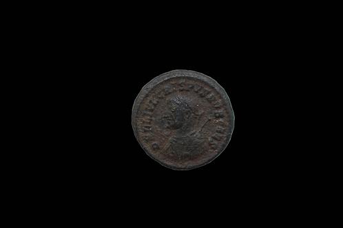Crispus as Caesar 317-326 A.D Roman Coin