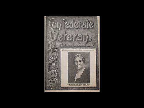 Confederate Veteran Magazine - Dec 1931