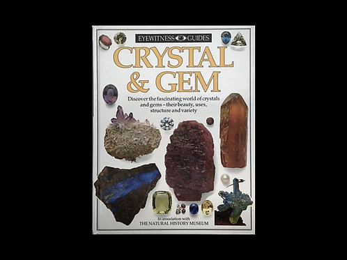 Crystal & Gem Eyewitness Book