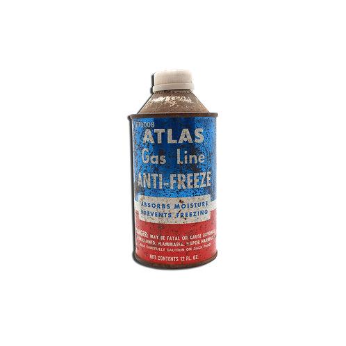 Atlas Gas Line Anti-Freeze Can