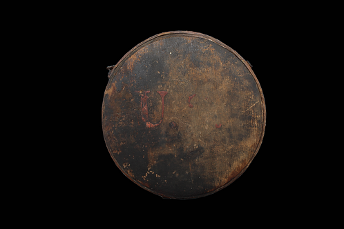 Early War of 1812 U.S. Wooden Canteen