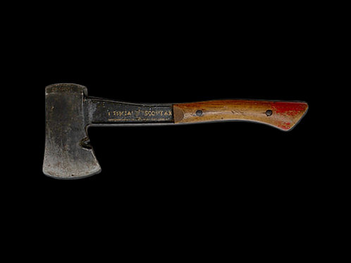 Vintage Official Scout Axe