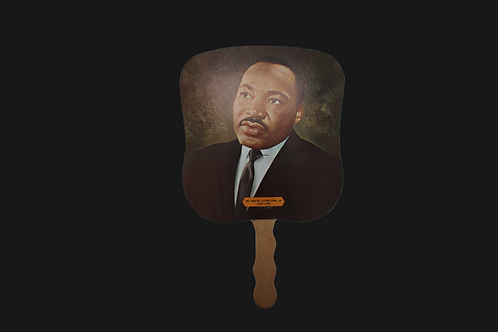 Original Civil Rights Era Hand Fan