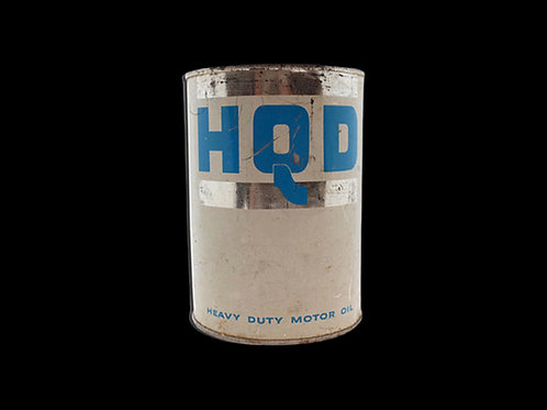 HQD Antique Can