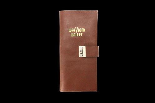 Original War V Bond Wallet