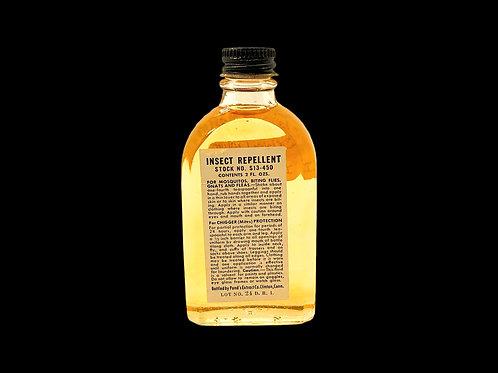Original WW2 GI army Insect Repellant