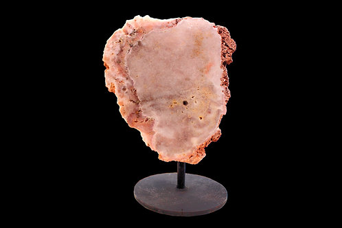 Pink Amethyst With Stand