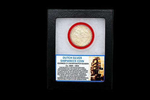 Dutch Silver Shipwreck Coin