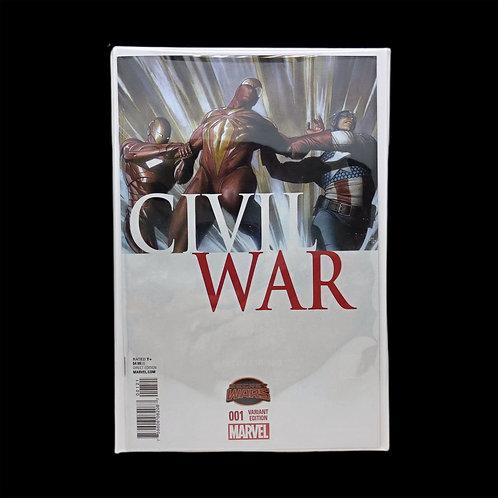 Civil War - #001