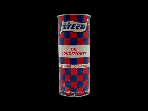 STEED Oil Conditioner - Vintage Can - 15FL.OZ
