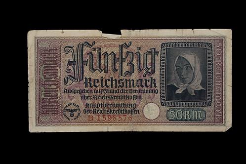 WW2 German Currency