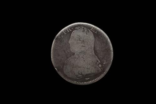 1726 HALF ECU - LOUIS XV - FRANCE