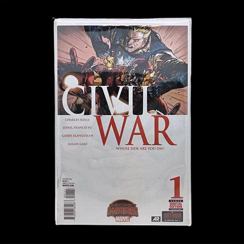 Civil War - #1