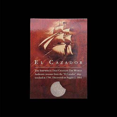 El Cazador - Shipwreck Coin