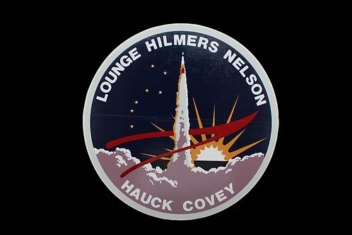 STS-26 STICKER