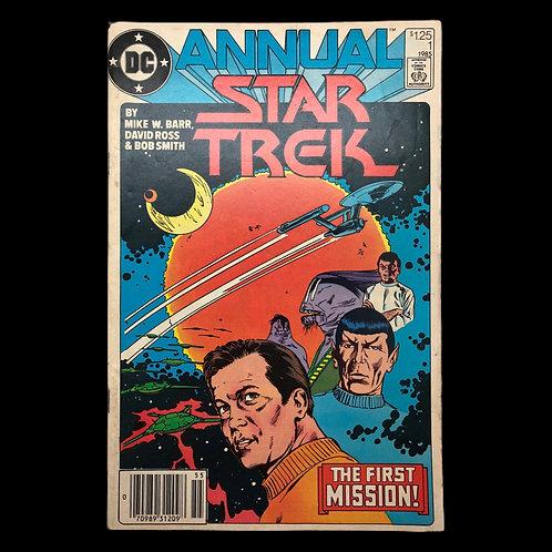 Annual Star Trek 1985