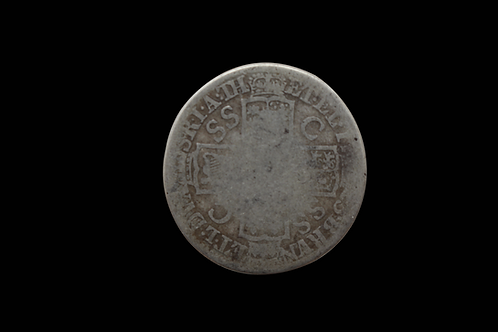1714-27 George 1 Shilling