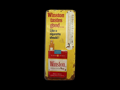 Winston Thermostat Sign ( No Therm )