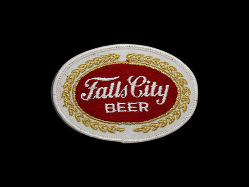 Vintage Falls City Beer Patch