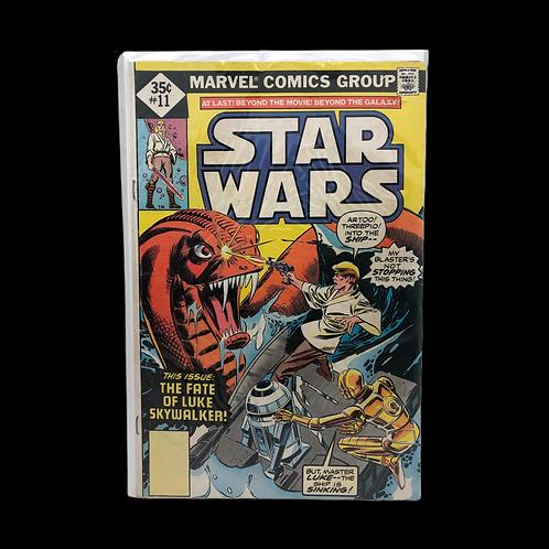 Star Wars - The Fate Of Luke Skywalker