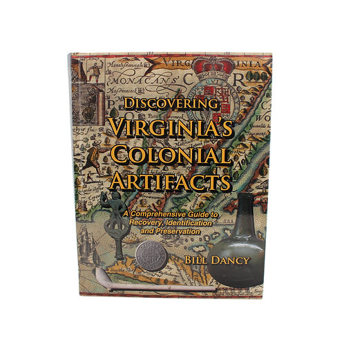 Discovering Virginia's Colonial Artifacts