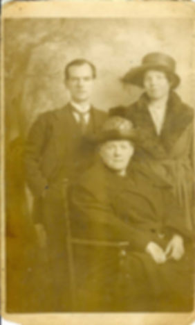 great great grandmother eleanor pictured