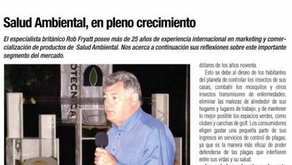 Enfoques de Salud Ambiental Julio 2010