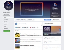 Configuración de Página de Facebook