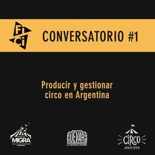 Flyer Conversatorio #1
