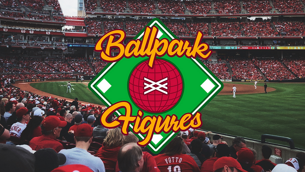 Wingman Of The Year Ballpark Figures Banner
