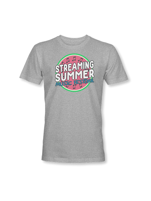 Streaming Summer Tshirt