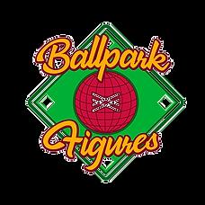 Wingman Of The Year Ballpark Figures Logo