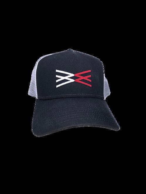 Wingman New Era Hat (Red,White,Black)