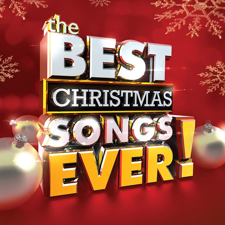 Our Top Five Favorite Christmas Songs!