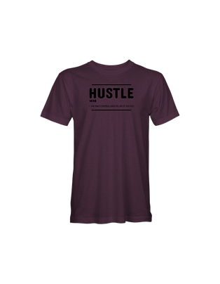 Hustle Definition Tshirt
