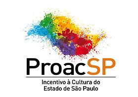 Símbolo do Programa Proac, a figura da cidade de São Paulo, parecido com a letra Z